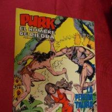 Tebeos: PURK . EL HOMBRE DE PIEDRA. Nº 65 EDITORIAL VALENCIANA.. Lote 96117307