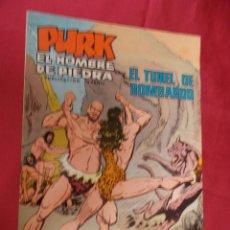 Tebeos: PURK . EL HOMBRE DE PIEDRA. Nº 80. EDITORIAL VALENCIANA.. Lote 96117443