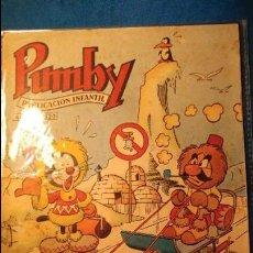 Livros de Banda Desenhada: PUMBY N° 330 EL ESTADO ES NORMAL . Lote 96559623