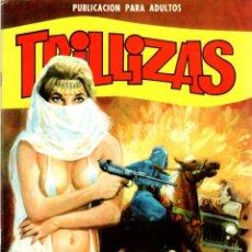 BDs: LAS TRILLIZAS. Nº 5. PETROLEO, HARENES Y CIA. AÑO 1977. Lote 96676835