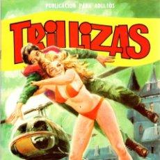 BDs: LAS TRILLIZAS. Nº 6. SOCORRO, EL FANTASMA. AÑO 1977. Lote 96676959