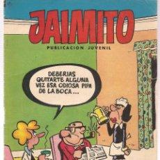 Tebeos: JAIMITO. Nº 1668. EDITORIAL VALENCIANA 1984. (ST/). Lote 96812151
