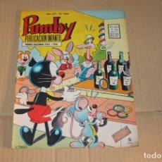Tebeos: PUMBY Nº 606, EDITORIAL VALENCIANA. Lote 96863223