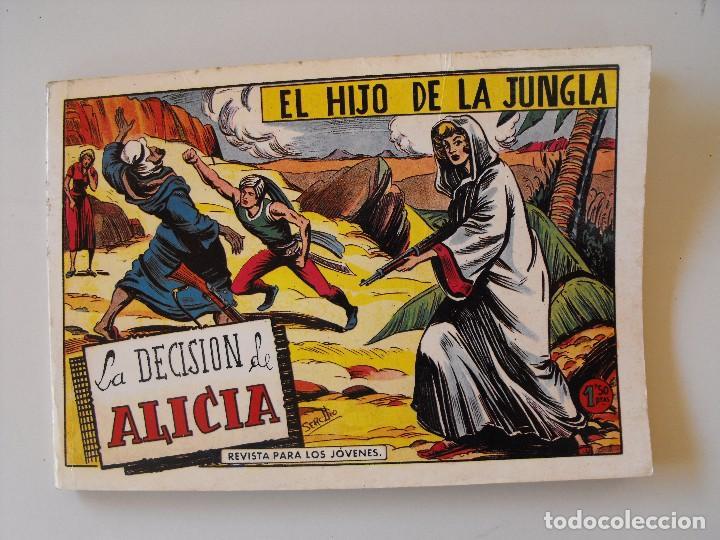 EL HIJO DE LA JUNGLA, DE GAGO Y SERCHIO. TOMO 9, REEDICIÓN. (Tebeos y Comics - Valenciana - Hijo de la Jungla)