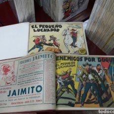 Tebeos: EL PEQUEÑO LUCHADOR, ORIGINAL Y PRIMERA EDICION AÑOS 40. Lote 97087195