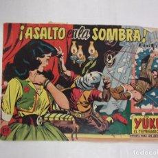 Tebeos: YUKI EL TEMERARIO. ASALTO EN LA SOMBRA. Nº 79. EDITORIAL VALENCIANA. ORIGINAL. TDKC29. Lote 97118791