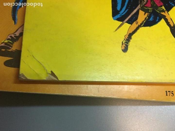 Tebeos: LIQUIDACION ESPADACHIN ENMASCARADO RETAPADOS TOMOS 1 3 4 5 6 7 Y 8 (el 2 no ) - Foto 6 - 97253483