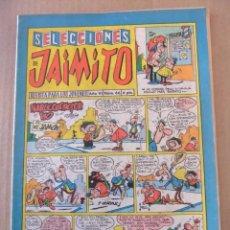 Tebeos: SELECCIONES DE JAIMITO Nº 66 EDITORIAL VALENCIANA. Lote 97571075