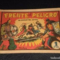 Tebeos: EL GUERRERO DEL ANTIFAZ Nº 5 - VALENCIANA ORIGINAL – 1 PTA.. Lote 97632155