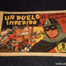 Tebeos: EL GUERRERO DEL ANTIFAZ Nº 12 - VALENCIANA ORIGINAL – 1 PTA.. Lote 97717507