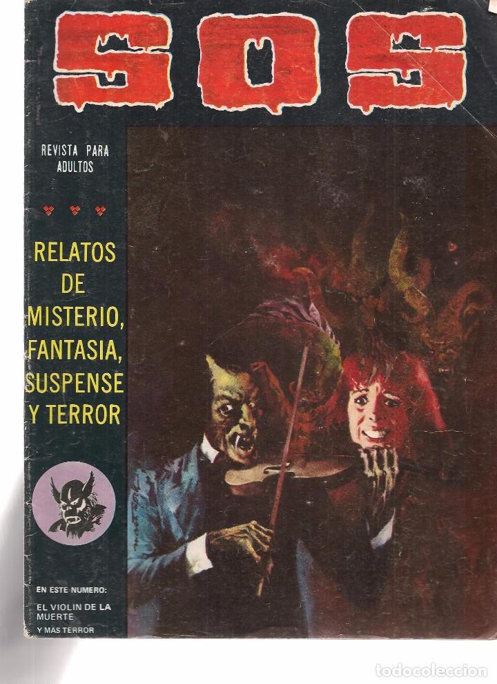 S.O.S. Nº 22. VALENCIANA 1980. (RF.MA)C/15 (Tebeos y Comics - Valenciana - S.O.S)