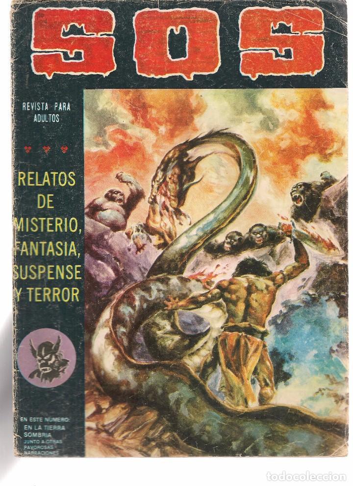 S.O.S. Nº 24. VALENCIANA 1980. (RF.MA)C/15 (Tebeos y Comics - Valenciana - S.O.S)