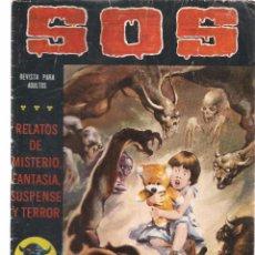 Tebeos: S.O.S. Nº 27. VALENCIANA 1980. (RF.MA)C/15. Lote 97792903