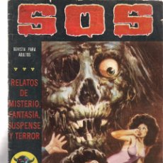 Tebeos: S.O.S. Nº 33. VALENCIANA 1980. (RF.MA)C/15. Lote 97793447