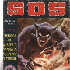 Tebeos: S.O.S. Nº 34. VALENCIANA 1980. (RF.MA)C/15. Lote 97793543