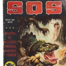 Tebeos: S.O.S. Nº 37. VALENCIANA 1980. (RF.MA)C/15. Lote 97793839