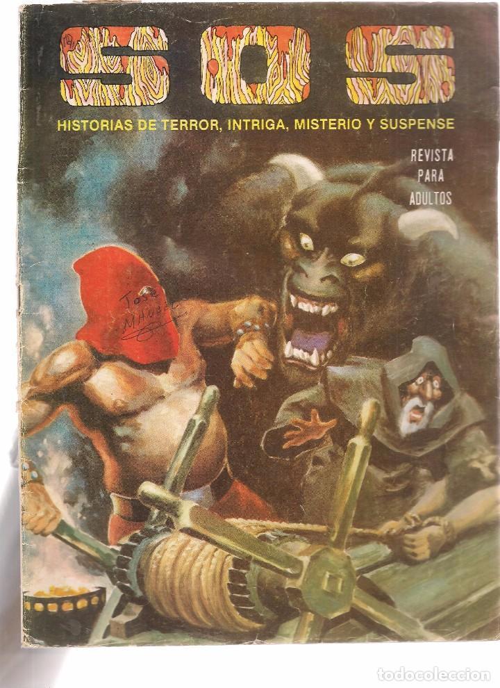 S.O.S. Nº 41. VALENCIANA 1980. (RF.MA)C/15 (Tebeos y Comics - Valenciana - S.O.S)