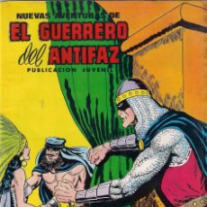 Livros de Banda Desenhada: LAS NUEVAS AVENTURAS DEL GUERRERO DEL ANTIFAZ. Nº 89. Lote 97913027