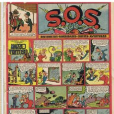 Tebeos: S.O.S. Nº 22. Lote 97957515