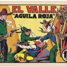 Tebeos: EL VALLE 2AGUILA ROJA2. Lote 97967295