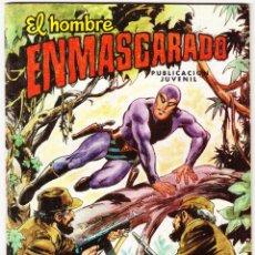 Tebeos: EL HOMBRE ENMASCARADO Nº 43 - VALENCIANA 1981 - DP V.783 - 1979 . Lote 98038275