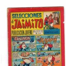 Tebeos: SELECCIONES DE JAIMITO Nº 134. Lote 98077747