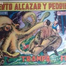 Tebeos: ROBERTO ALCAZAR Y PEDRIN Nº 917 EDITORIAL VALENCIANA. Lote 98137875