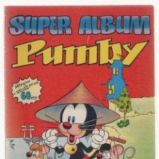 Tebeos: NUMULITE 2171 SUPER ALBUM PUMBY Nº 8 . Lote 98161319