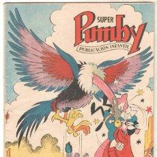 Tebeos: SUPER PUMBY Nº 9 - 1ª SERIE DE 5 PTAS - ORIGINAL EDI. VALENCIANA 1958. Lote 98165143