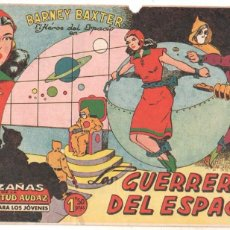 Tebeos: BARNEY BAXTER ORIGINAL Nº 2 - EDI. VALENCIANA 1960. Lote 98166847
