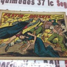 Tebeos: EL GUERRERO DEL ANTIFAZ - FESTÍN EN ORIENTE. Lote 98194640