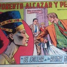 Tebeos: ROBERTO ALCAZAR Y PEDRIN Nº 718 EDITORIAL VALENCIANA ORIGINAL. Lote 98211419