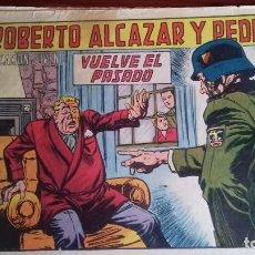 Tebeos: ROBERTO ALCAZAR Y PEDRIN Nº 884 -ED. : EDITORIAL VALENCIANA ( ORIGINAL ). Lote 98213359