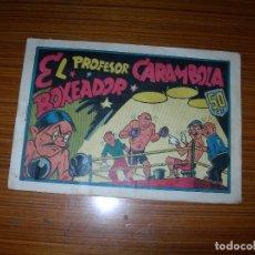 Tebeos: EL PROFESOR CARAMBOLA BOXEADOR Nº EDITA VALENCIANA . Lote 98389315