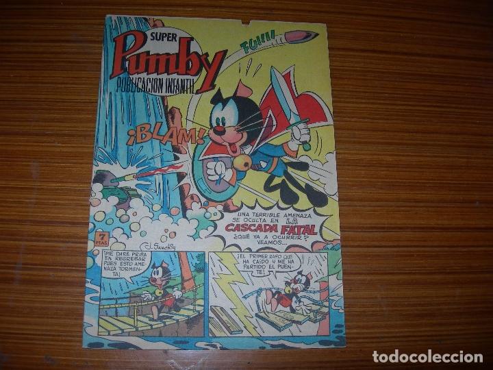 SUPER PUMBY Nº 107 EDITA VALENCIANA (Tebeos y Comics - Valenciana - Pumby)