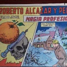 Tebeos: ROBERTO ALCAZAR Y PEDRIN ORIGINAL NUMERO 1204. Lote 98404423