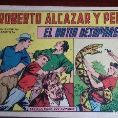 Tebeos: ROBERTO ALCAZAR Y PEDRIN Nº 693 EDITORIAL VALENCIANA ORIGINAL. Lote 98528207