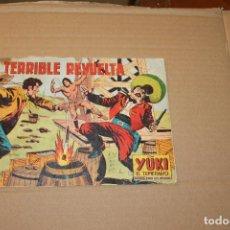 Tebeos: YUKI EL TEMERARIO Nº 97, EDITORIAL VALENCIANA. Lote 98573319