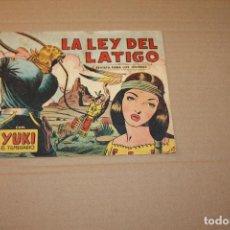 Tebeos: YUKI EL TEMERARIO Nº 3, EDITORIAL VALENCIANA. Lote 98577063