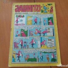 Tebeos: JAIMITO. VALENCIANA. N° 1533. 20 PTS. 1979.. Lote 98636627