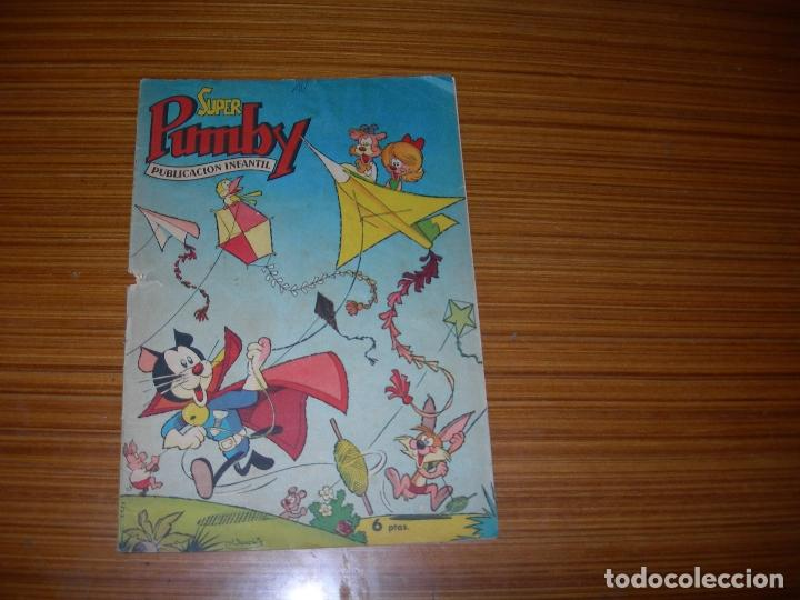 SUPER PUMBY Nº 18 EDITA VALENCIANA (Tebeos y Comics - Valenciana - Pumby)