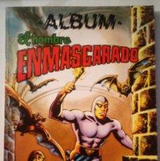 Tebeos: ALBUM EL HOMBRE ENMASCARADO. TOMO Nº 4. EDITORIAL VALENCIANA 1980. COLOR. Lote 98980519