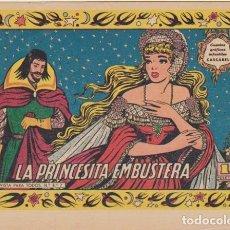 Tebeos: CUENTOS GRÁFICOS INFANTILES CASCABEL Nº 117. VALENCIANA 1956.. Lote 99091859
