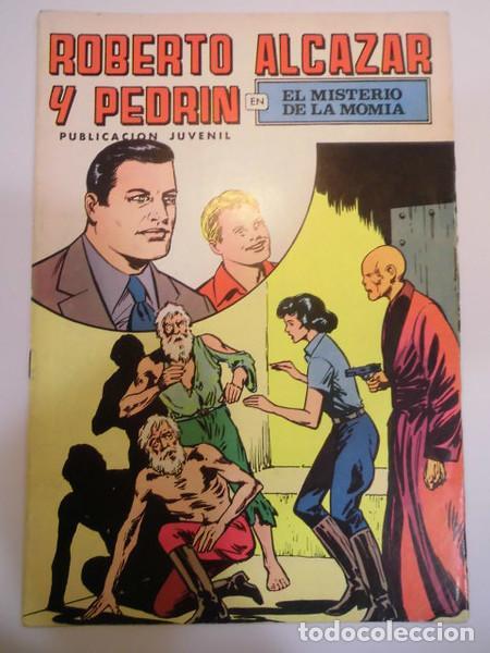 ROBERTO ALCAZAR Y PEDRIN - NUM 23 EPOCA 2 - EDIVAL- 1976 (Tebeos y Comics - Valenciana - Roberto Alcázar y Pedrín)