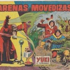 Tebeos: YUKI EL TEMERARIO Nº 70. VALENCIANA 1958.. Lote 146987713