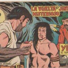 Tebeos: YUKI EL TEMERARIO Nº 60. VALENCIANA 1958.. Lote 99349611