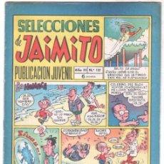 Tebeos: SELECCIONES DE JAIMITO Nº 137. Lote 99657679