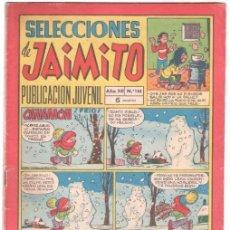 Tebeos: SELECCIONES DE JAIMITO Nº 144 . Lote 99657775