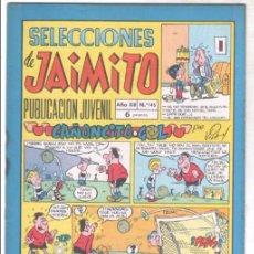 Tebeos: SELECCIONES DE JAIMITO Nº 145 DIFICIL. Lote 99657871