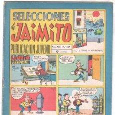 Tebeos: SELECCIONES DE JAIMITO Nº 147. Lote 99657955